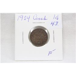 Canada One Cent Coin