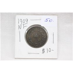 Nfld. One Cent Coin