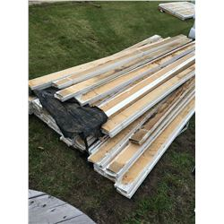 """Crown Molding 5 1/2"""" Wide by 12' Long, 60+ Pieces"""