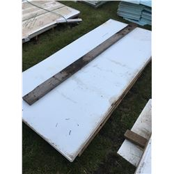 Pallet Full Of 8' by 6' Puck Board