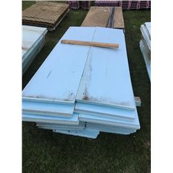 Pallet Full Of SM Dense Styrofoam Insulation