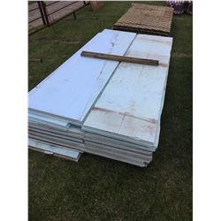 Pallet Full Of SM Dense Styrofoam Insulation