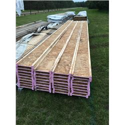 "24"" Fire Resistant Floor Joists (33 Pieces)"