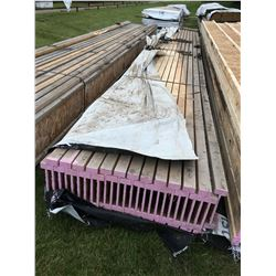 24' Fire Resistant Floor Joists (25 Pieces)