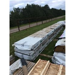Skid Of 11.875  by 30' Laminated Poles/Beams (20)