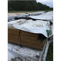 Skid Of 14  by 30' Laminated Poles/Beams (15)