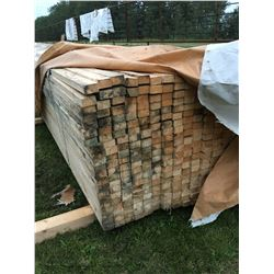 Bundle Of 2' by 3' by 8' Spruce Boards (399)