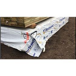 Skid Of 2x8x10' Brown Pressure Treated Sienna Boards (84/Skid)