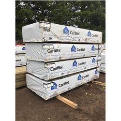 Skid Of 2x10x10' Pressure Treated Boards (60/Skid)