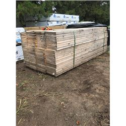 Skid Of 2x12x8' Regular (Not Pressure Treated) Boards (84/Skid)