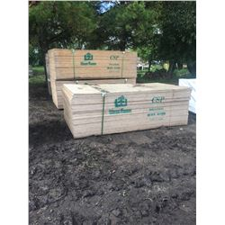 "Skid Of 18.5 mm 3""/4"" Regular (Not Pressure Treated) Plywood (Plain Sheeting) (40/Skid)"