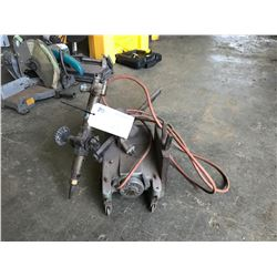 OXWELD OXY / ACETYLENE HEAVY PLATE CUTTING MACHINE