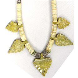 Vintage Santo Domingo Bead Necklace