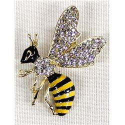 Bling Bling Bee Pin
