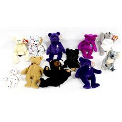 Collection ty Beanie Babies