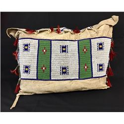 Late 1800s Beaded Teepee Bag