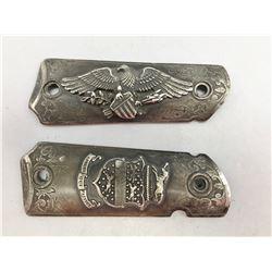 Custom Grips for a Model 1911 Colt