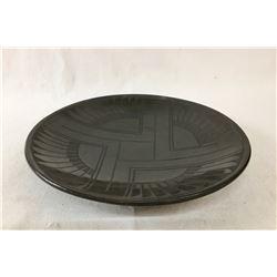 Carmelita Dunlap Pottery Plate
