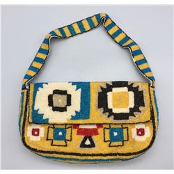 Vintage, Fully Beaded Purse