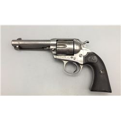 Arizona Territory Colt Bisley Revolver