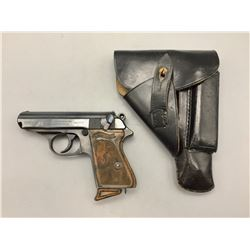 "WWII, PPK, German ""Bring Back"" Pistol"