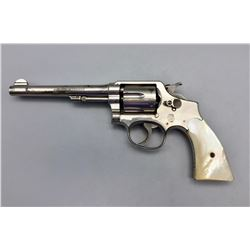 Texas Ranger's Pistol! Smith and Wesson .38 Spcl