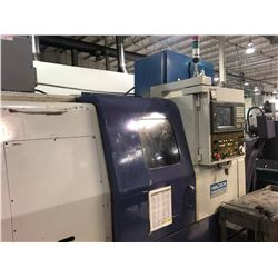 1998 Hwacheon HI ECO 21HSCP CNC Lathe - QTY 2
