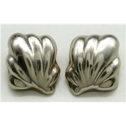 MEXICO CLIP ON EARRINGS TOTAL 13.2 DWT