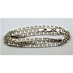 ITALY STERLING MEN'S CHAIN/NECKLACE