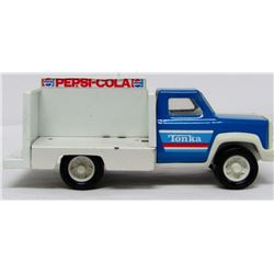 VINTAGE 1970'S PEPSI-COLA TOY DELIVERY TRUCK