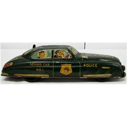 VINTAGE 1949 DICK TRACY SQUAD CAR NO 1 FA SYND