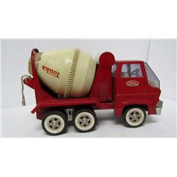 VINTAGE TONKA PRESSED STEEL TOY CEMENT MIXER