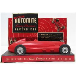 SCARCE VINTAGE WEN MAC AUTOMITE RACING CAR