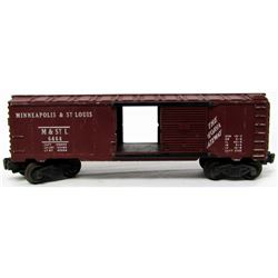 VINTAGE LIONEL LINES TRAIN CARS & CABOOSES