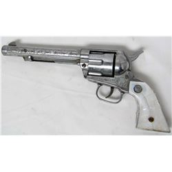 VINTAGE NICHOLS STALLION MARK II .45 TOY CAP GUN