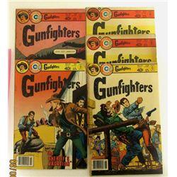 4-1979 GUNFIGHTER CHARLTON COMICS