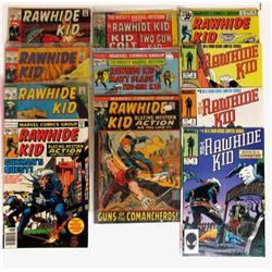 11-RAWHIDE KID COMIC BOOKS: