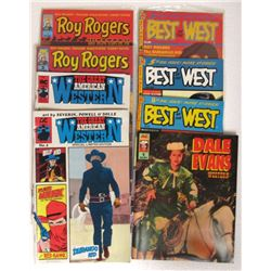 3-1999 BEST OF THE WEST COMICS;