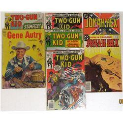 1952 #67 GEN AUTRY COMIC; 4-TWO-GUN KID