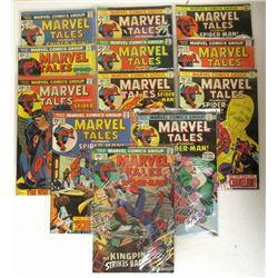 1974-1976 MARVEL TALES SPIDER-MAN 25c