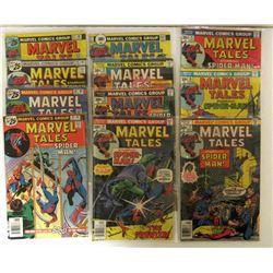 MARVEL TALES SPIDER-MAN #67 thru #77