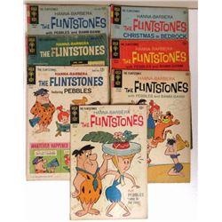7-HANNA-BARBERA FLINTSTONES COMICS