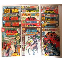 12-DC BATMAN COMIC BOOKS: #290,
