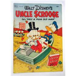 WALT DISNEY'S UNCLE SCROOGE NO. 386 10 CENTS