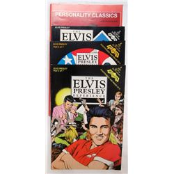 REVOLUTIONARY COMICS THE ELVIS PRESLEY EXPERIENCE