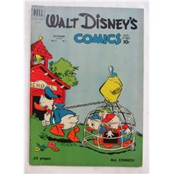 DELL WALT DISNEY'S COMIC AND STORIES VOL 11