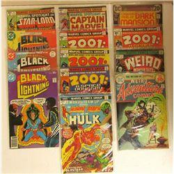 3-DC BLACK LIGHTNING #2, #4, #5;