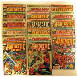 1973/1974 MARVEL FANTASTIC FOUR LOT