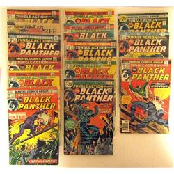 1973-1976 JUNGLE ACTION BLACK PANTHER