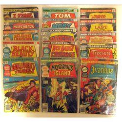 15-MARVEL CLASSIC COMICS 1976